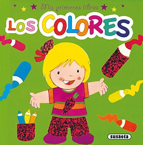 Los colores (Mis Primeros Libros)