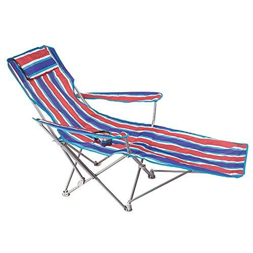 Dawn Sonnenliege LiegestuhlRelaxsessel & -Liegen Outdoor Fold Recliners Büro Mittagspause Wohnzimmer TV Stuhl Balkon Klappstuhl Casual Stuhl Einstellbare Lager 200 kg Style-1
