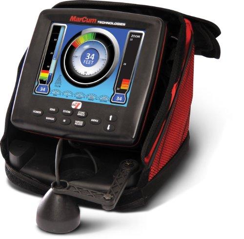 Marcum LX7 LX-7 Digital Sonar System 8 Zoll LCD -