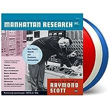 Manhattan Research Inc (Ltd Red/White/Blue Vinyl) [Vinyl LP]