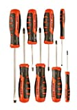 Black + Decker BDHT0-66450 8-teiliges Schraubendreher-Set