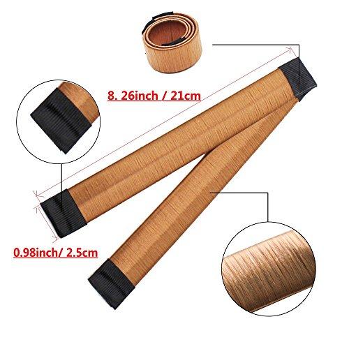 Zoom IMG-2 accessori capelli ciambelle per chignon
