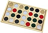 Goula - 50312 - Jeu Éducatif et Scientifique - Domino Tactile