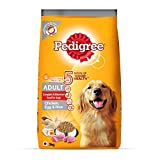 #5: Pedigree Adult Dog Food (High Protein Variant) – Chicken, Egg & Rice, 3 Kg