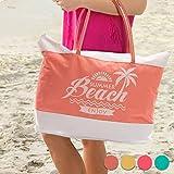XXL Damentasche Shopper Strandtasche Badetasche Tasche extra groß 59 x
