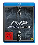 Alien vs. Predator 1+2 [Blu-ray] -