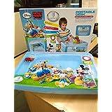 Joyo Disney Mickey Mouse & Friends Portable Desk - Sky Blue Colour