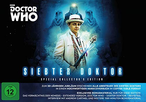 Siebter Doktor (Sylvester McCoy): Special Collector's Limited Edition (17 DVDs)