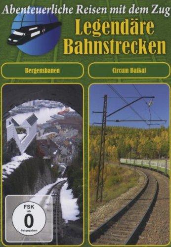 Legendäre Bahnstrecken - Bergensbanen/ Circum-Baikal