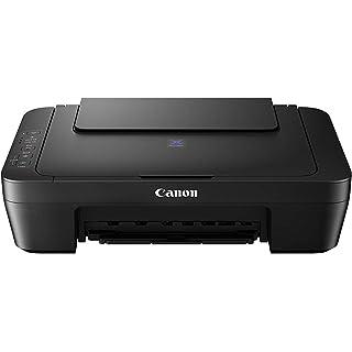 Canon Pixma E410 All in One Inkjet Printer  Black