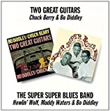 Two Great Guitars/the Super Super Blues Band -