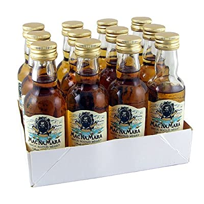 MacNaMara Gaelic Blended Whisky 5cl Miniature - 12 Pack from MacNaMara