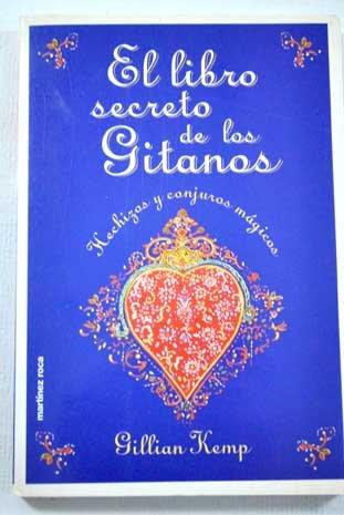 El libro secreto de los gitanos