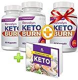 Revolyn Keto Burn - Diätpille für effektiven Gewichtsverlust | (3)