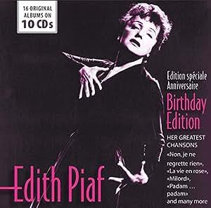 Edith Piaf : Her Greatest Chansons