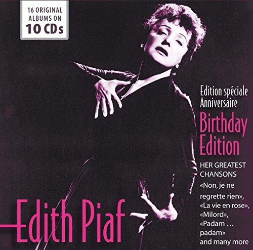 Original Albums Edith Piaf-box-set