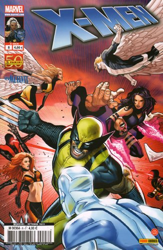 X-Men, Tome 8 :