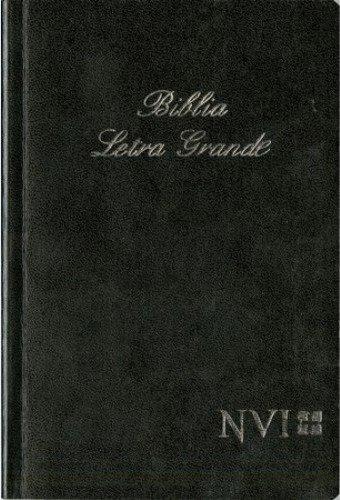 Biblia Letra Grande-NVI por Zondervan