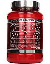 Scitec Nutrition Whey Protein Professional Yoghurt Peach, 1er Pack (1 x 920 g)