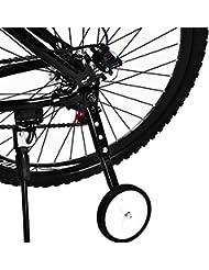 Zerone - Estabilizador de Rueda Universal para Bicicleta (Velocidad Variable, Ruedas de Entrenamiento para