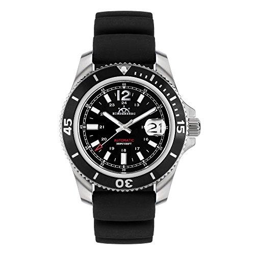 Hindenberg 430-H Diver Professional nero