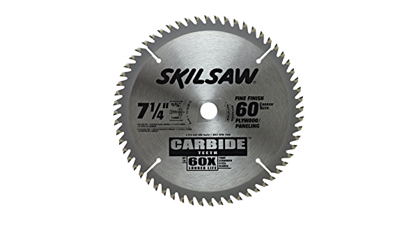 Saw Blade 7-1//4 X 60T Pack Of 10