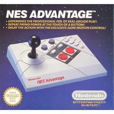 Advantage Joystick - NES - PAL