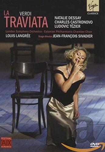 Verdi : La Traviata (Festival d'Aix-en-Provence 2011) [Import italien]