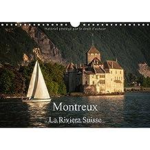 Montreux, La Riviera Suisse 2017: Une Promenade Le Long Du Lac De Geneve a Montreux