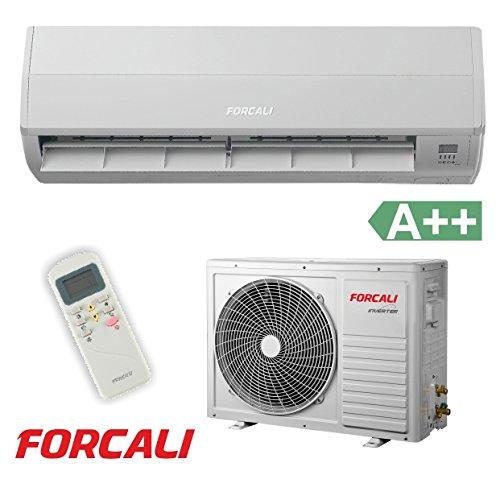 Aire Acondicionado 6000 Frig.FORCALI Frio/Calor Inverter Serie TITANIUM FSP-24DCN