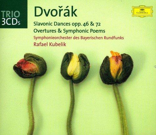 Dvorák-Slavonic Dances Op. 46 & 72; Overtures; Symphonic Poems Test