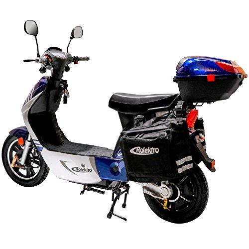 Rolektro eco-City 45 V2 Plus E-Motorroller Bild 4*