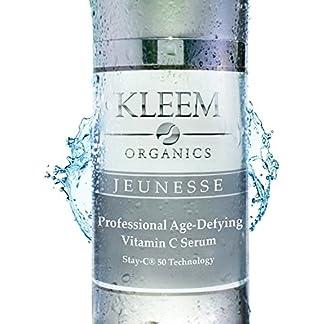 El Mejor Suero Vitamina C Para la Cara con Acido Hialuronico que Garanzia un Efecto Visibile Anti Etad, Riduciendo las Arrugas y las Manchas de la Piel in 6 Semanas. La Mejor de Cada Crema AntiArrugas