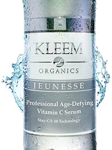 Suero Vitamina C para la Cara a base de Acido Hialuronico 10% Y Vitamina C 20% para un Efecto Visibile Anti Etad, Riduciendo las Arrugas y las Manchas de la Piel