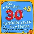 Die schönsten 30plus3 Kinder-Lieder (Deutsche Kinderlieder-Klassiker zum Mitsingen)