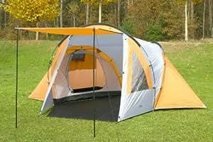 MONTIS HQ NEVADA DOME - Tente de camping - 4 Personnes - 440x370 - 6,8kg - NOUVEAU MODÈLE
