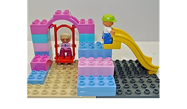 LEGO® Duplo Spielhaus Rutsche Zubehör für Figur gelb 93150 NEU