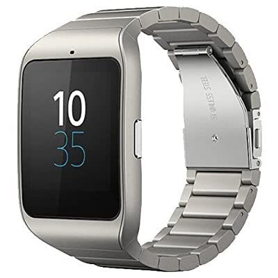 "Sony Smartwatch 3 - Smartwatch Android (pantalla 1.6"", 4 GB, Quad-Core 1.2 GHz, 512 MB RAM)"