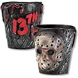 Friday The 13th - Vasos chupito Jason, 2 unidades (Rubie's 1071)