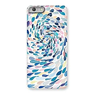 Delighted Rounding Design Back Case Cover for Micromax Canvas Knight 2