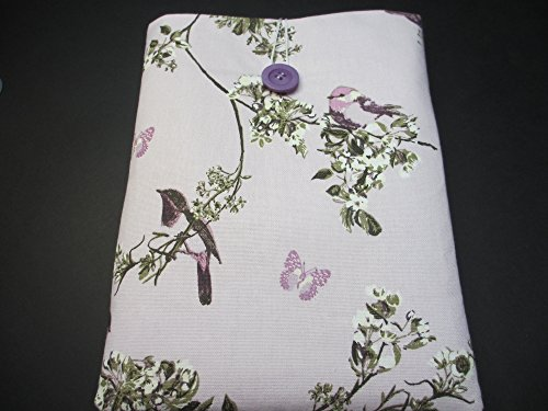 lilac-linen-padded-case-with-birds-blossom-for-ipad-97-pro-air-2
