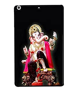 Fuson Designer Back Case Cover for Apple iPad Mini Wifi :: Apple iPad Mini Wifi + Cellular (7.9 Inches) (rangoli art craft flower floral )