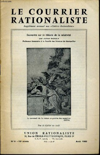 le-courrier-rationalisten-8-souvenirs-sur-la-thorie-de-la-relativit