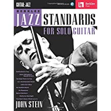 Berklee Jazz Standards For Solo Guitar Gtr BK/CD (Hal Leonard)