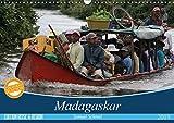 Madagaskar (Wandkalender 2019 DIN A3 quer): Das tropische Naturparadies Madagaskar begeistert durch eine überwältigende Vielfalt an Landschaften, ... (Monatskalender, 14 Seiten ) (CALVENDO Orte)
