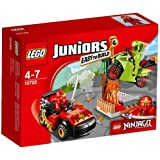 LEGO Juniors - 10722 - L'attaque Du Serpent Ninjago
