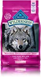 Blue Buffalo Wilderness Adult Small Breed Chicken Formula - Grain Free 4.5 lb