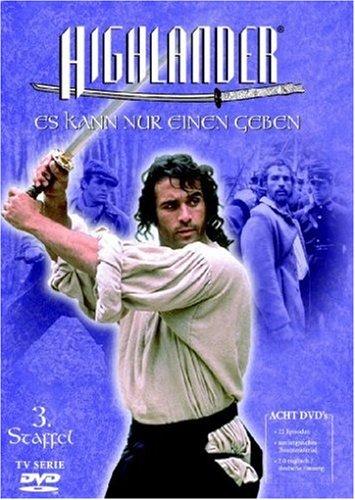 Highlander - Staffel 3 (8 DVDs)