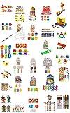 24 x Unisex Spielsachen für Mädchen oder Jungen Adventskalender füllung Spielzeug Kleine Spielsachen Spielzeug Kleinspielwaren Mitgebsel Mitbringsel Gewinn Lose Tombola Kleine Geschenke
