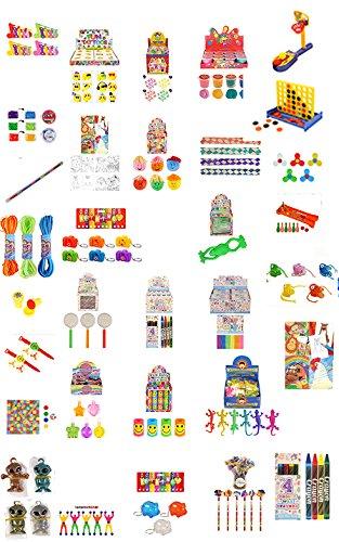 6 Kinder  Unisex 30 tolle Spielzueg Teile je 6  Spielzeuge  Kindergeburtstag Give Away...